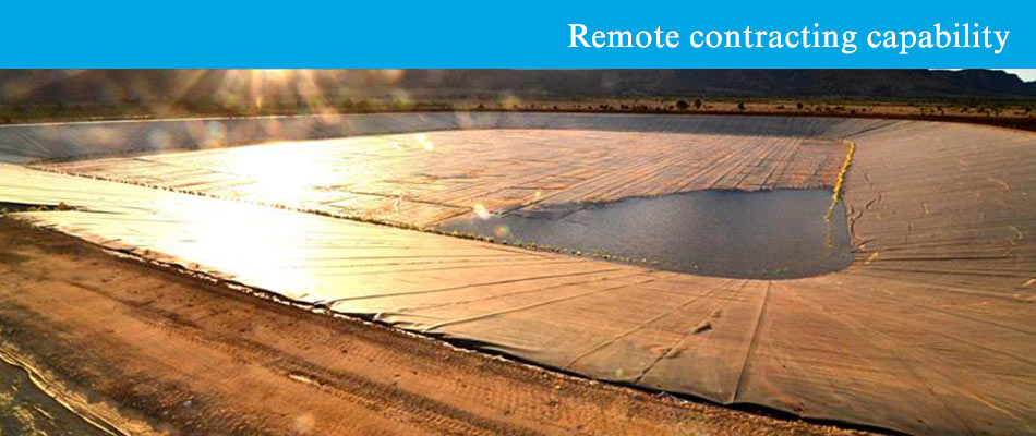 Remote contracting capability
