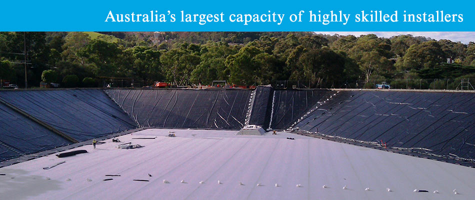Australia's largest capacity of highly skilled installers